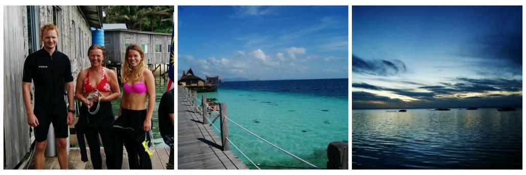 Mabul ø'en på Borneo